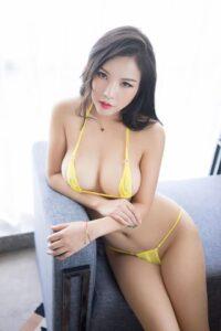 Lili an asian nuru massage provider